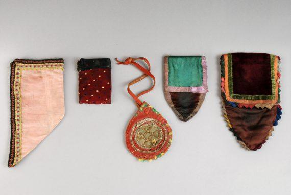 Pochette à amulette
