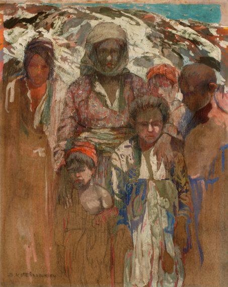 Sarkis Katchadourian (1886-1947)