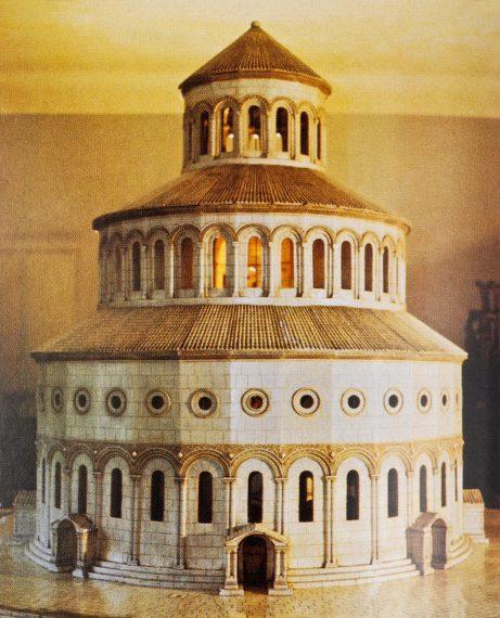 Eglise de Zvartnotz