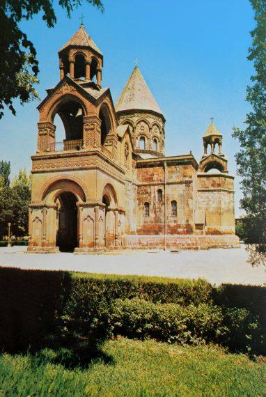 Cathédrale d'Etchmiadzine