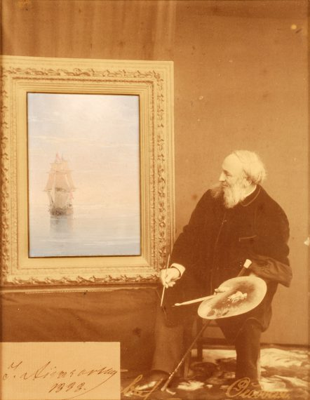 Ivan Aïvazovski (1817 - 1900)