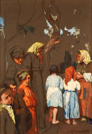 Sarkis Katchadourian ( 1886 - 1947)