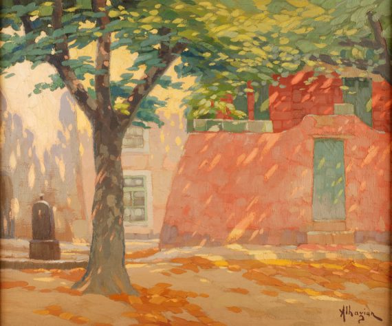 Hovhannès Alhazian (1881-1958)
